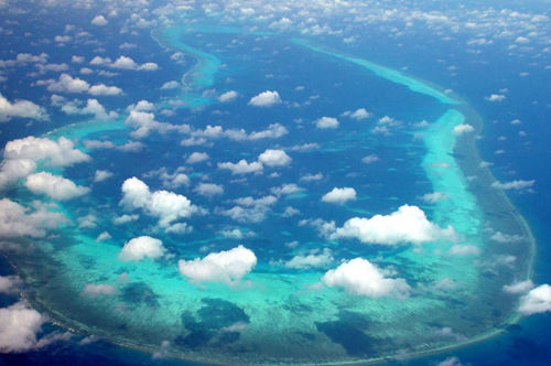 魅力西沙群岛