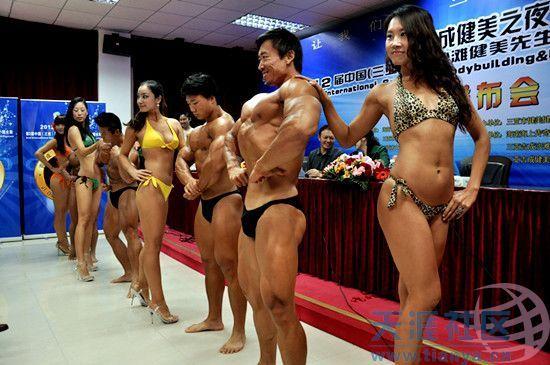 比基尼小姐大赛除了中国内地的选手