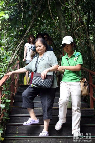 呀诺达游览体验模式已经成为了景区著名的口碑品牌3