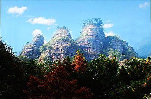 如果想玩出一点奇险,不妨去闯闯大山。