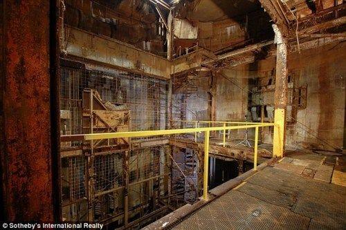 这个位于纽约北部的导弹发射井,或许也能成为临时的避难所
