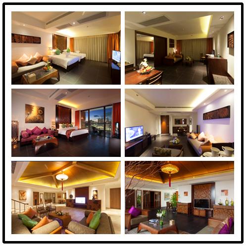 三亚湾红树林度假酒店客房