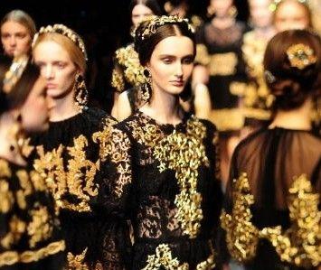 不只是时尚潮流巴洛克风更是文化