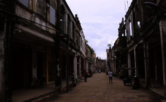 文昌铺前老街