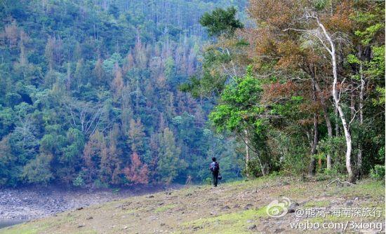 红坎的冬 摄影:梅眉