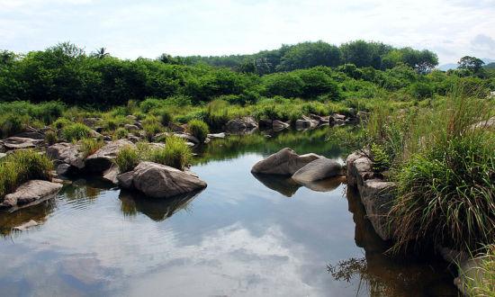 石碌河大石滩