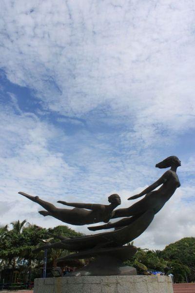 三亚·大东海广场