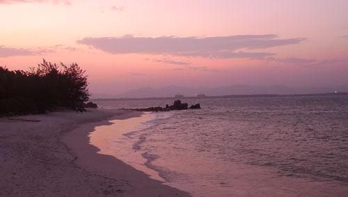 那年秋天 宁静的海