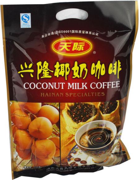 骑行途中不忘买些驰名特产——兴隆咖啡送朋友,兴隆咖啡可是速溶咖啡中的一绝