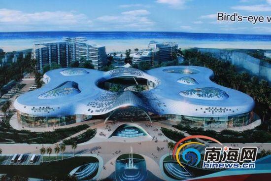多业态一体构建海南综合旅游目的地   据介绍,中免集团海棠湾国际购物中心预计将在2013年年底对外营业。秉承对标国际、世界一流规划建设思路,以海棠花为主题,建筑风格时尚、梦幻、典雅的海棠湾国际购物中心将集购物、娱乐、餐饮及海南文化展示等多种业态于一体,为消费者提供更加温馨舒适、人性化的购物环境。未来,中免集团海棠湾国际购物中心将成为中国免税商业史上汇聚国际顶级品牌最多、档次最高的大型免税购物主题商场,将带动和提升中国免税行业整体的品质、规模以及综合运营能力,成为三亚又一个地标性建筑,以及海南国际