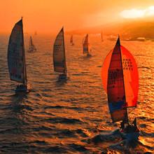 大帆船风采