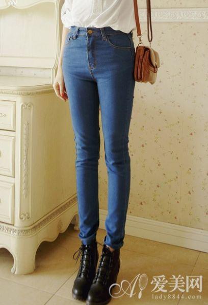 紧身裤矫正腿型舒适又显瘦