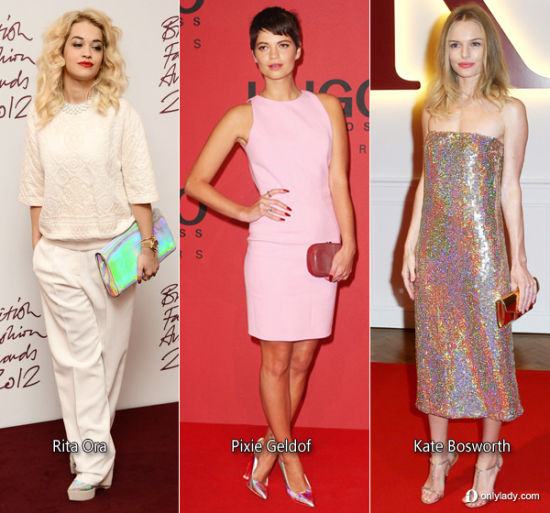 Rita Ora Pixie Geldof Kate Bosworth