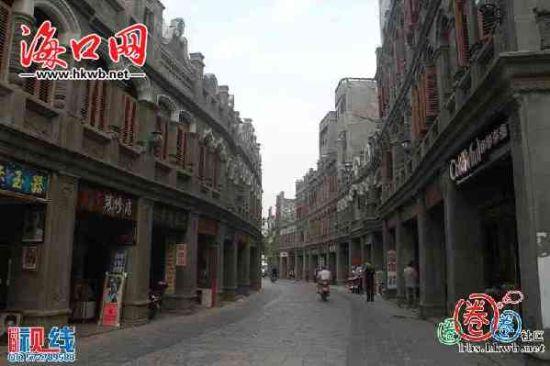 文昌文南老街