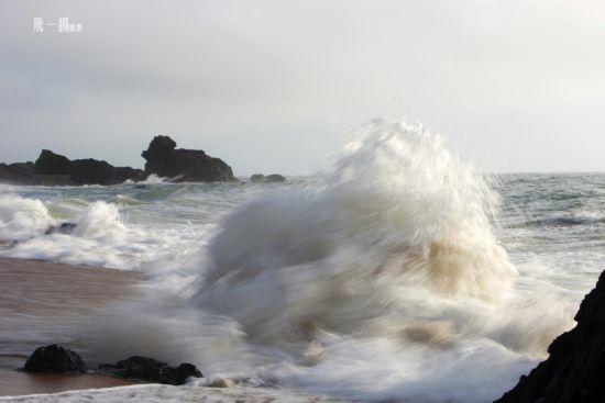 卷起的大浪