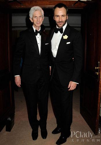 Tom Ford & Richard Buckley