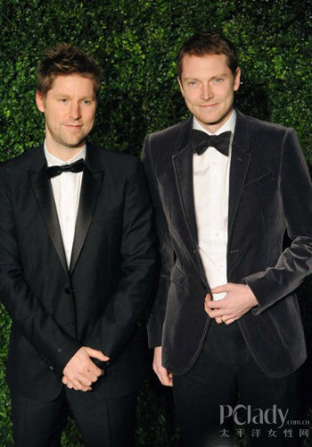 Christopher Bailey& Simon Woods