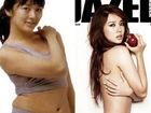 胖纸都是潜力股明星减肥前后超雷人对比照