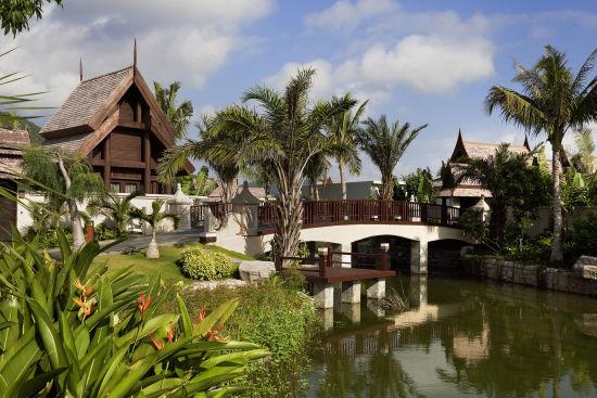 三亚亚龙湾铂尔曼度假酒店
