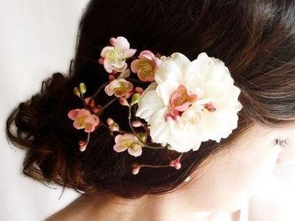 编发盘发都很美最全新娘发型手册