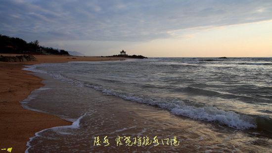 宁静的海湾