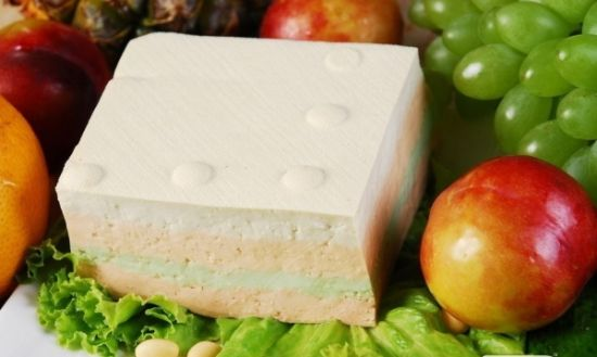 豆制品富含丰富蛋白质