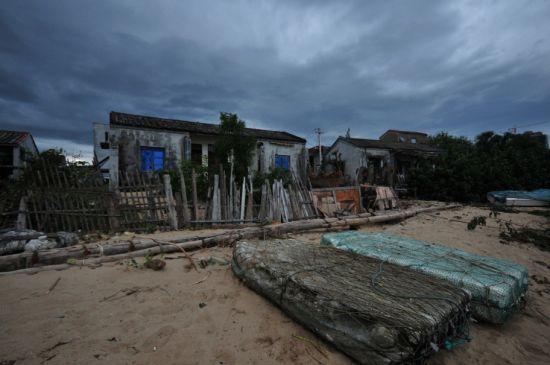 海边的房屋