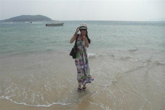 最爱三亚的海