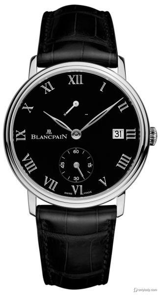 Villeret经典系列8天长动力显示腕表