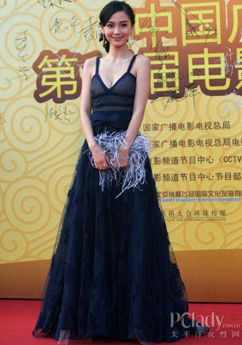 明星示范:Angelababy 杨颖