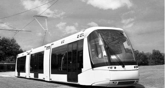 现代有轨电车