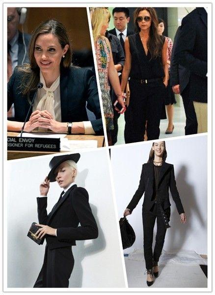 安吉丽娜·朱莉(Angelina Jolie)出席联合国安理会辩论并发言