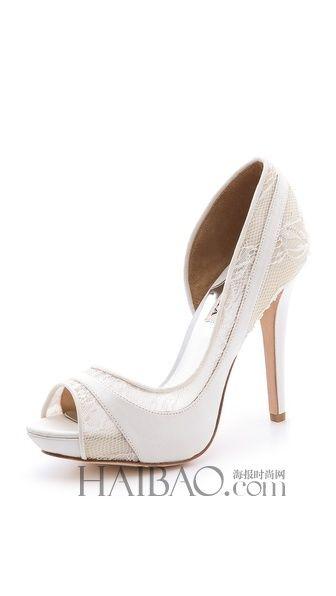 巴吉利·米诗卡 (Badgley Mischka) 高跟鞋