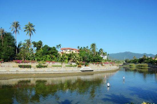 美丽的槟榔村