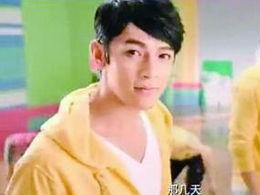 1汪东城代言卫生巾