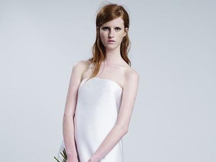 维果罗夫推出首个婚嫁时装系列