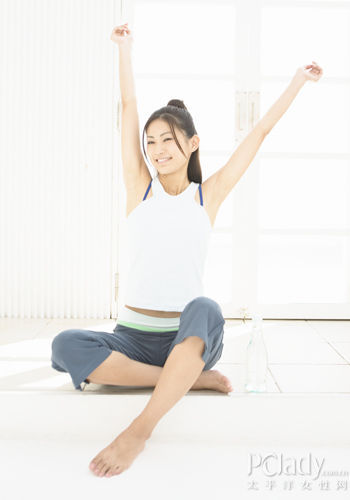 6式收腹瑜伽