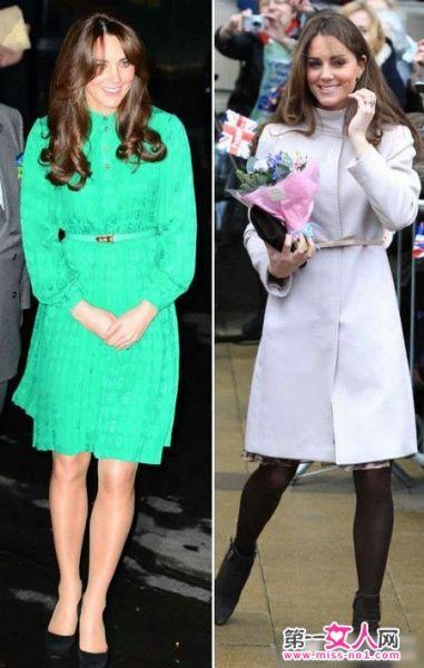凯特王妃孕期私服搭配心经