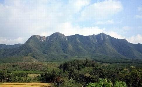 神奇毛公山