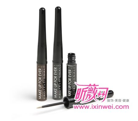 MAKE UP FOR EVER防水眼线液 4ml 240元
