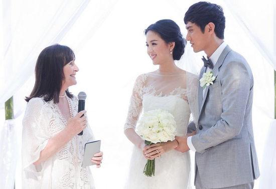 张梓琳与丈夫