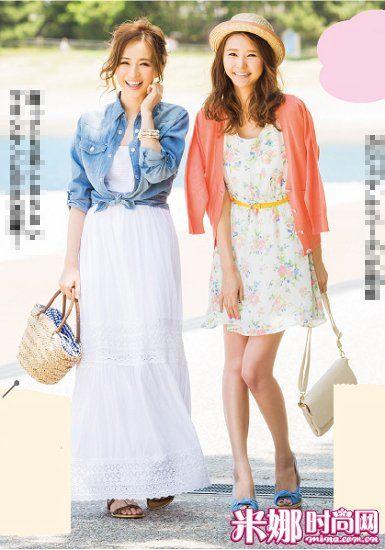 裙装无疑是浪漫七夕约会最佳之选。