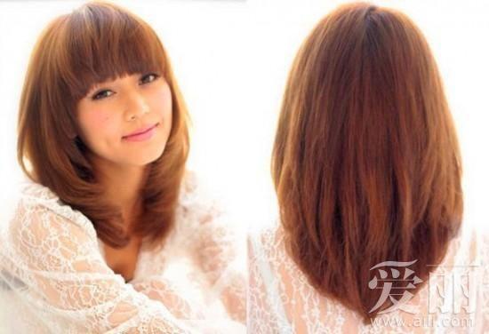 可爱日系发型