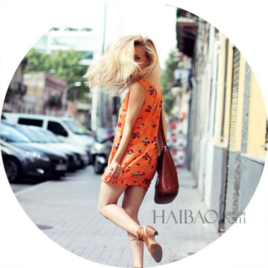 丹麦时尚博主Sarah Mikaela私服&私照合辑
