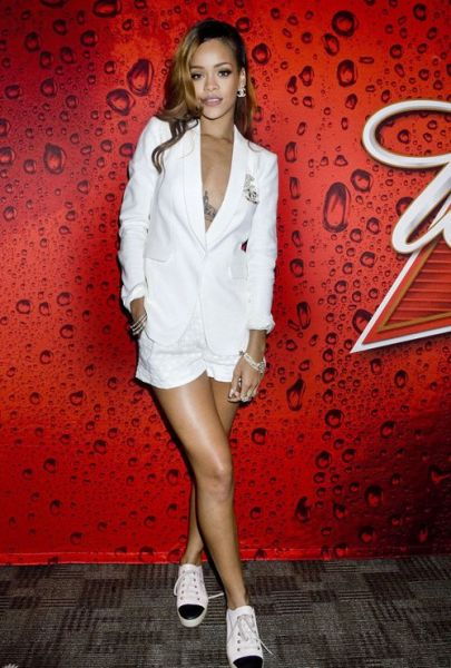 示范明星:蕾哈娜(Rihanna)