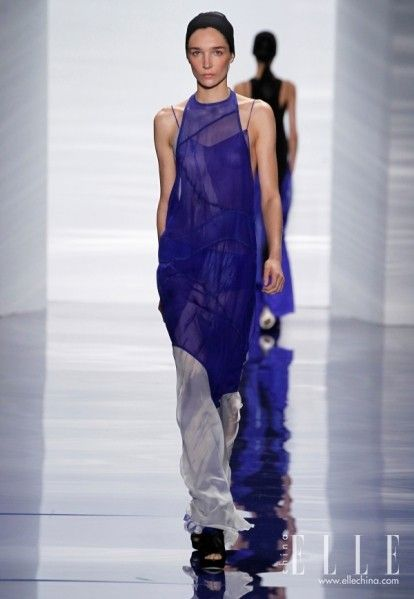 Vera Wang 2014 成衣亮相纽约时装周