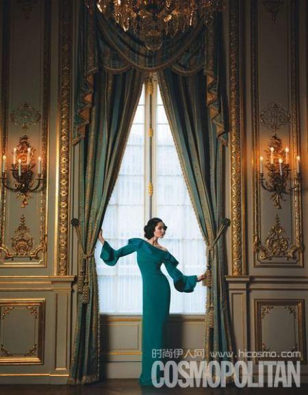 """一个人女在巴黎的""""复古装""""日记"""