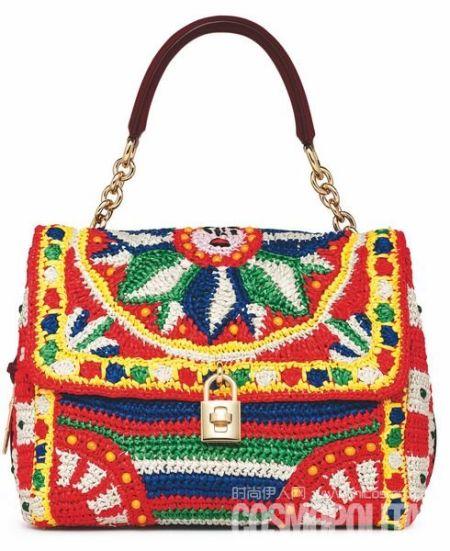 编织手袋 Dolce & Gabbana