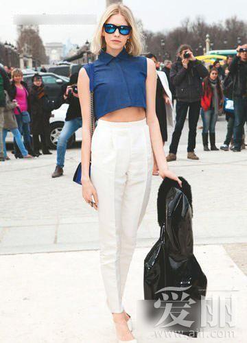 巴黎女人的衣橱奥秘 必备潮流单品你有几件