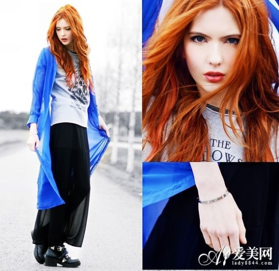 T恤+长裙LOOK4